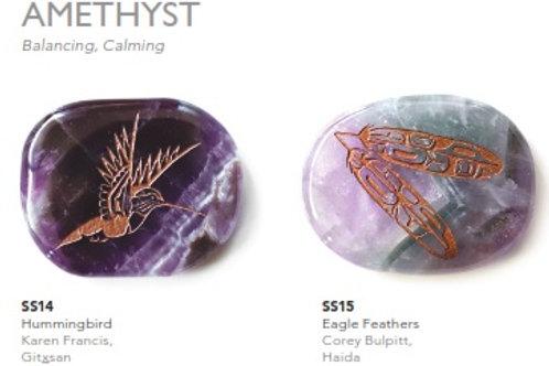 Amethyst Spirit Stone