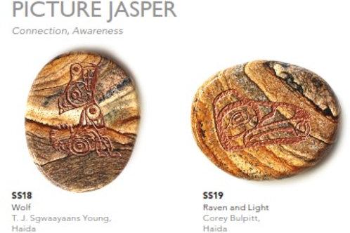 Jasper Spirit Stone