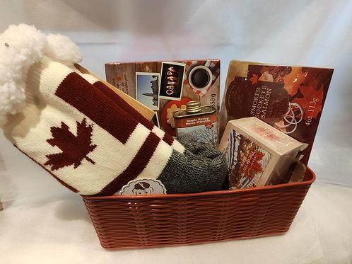 Keep Warm Gift Basket 2
