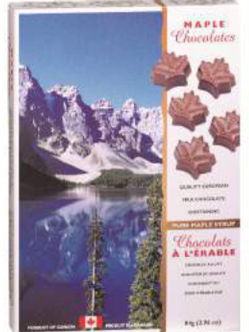Solid Maple Chocolates (90g)