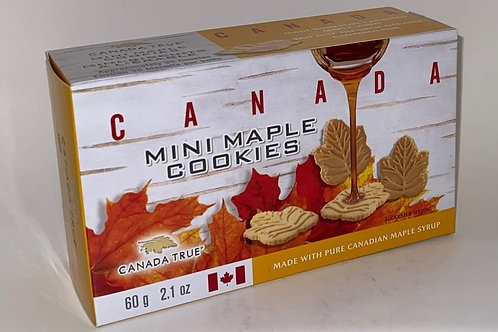 Mini Maple Cookies (Biscuit)
