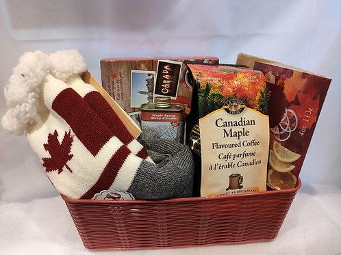 Keep Warm Gift Basket 1