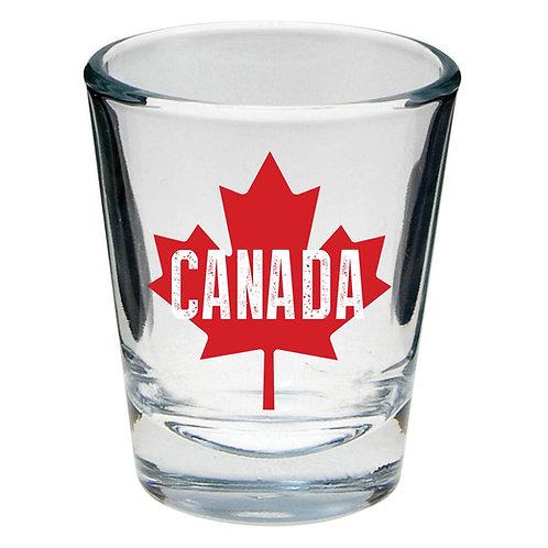 Canada ML Shot Glass