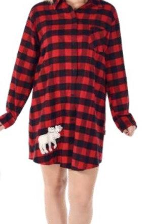 Flannel Sleepshirt