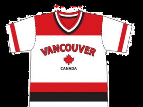 Vancouver Hockey Jersey