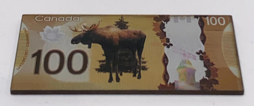 $100 Magnet