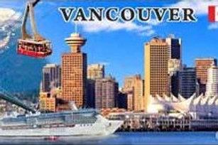 Vancouver Downtown Foil