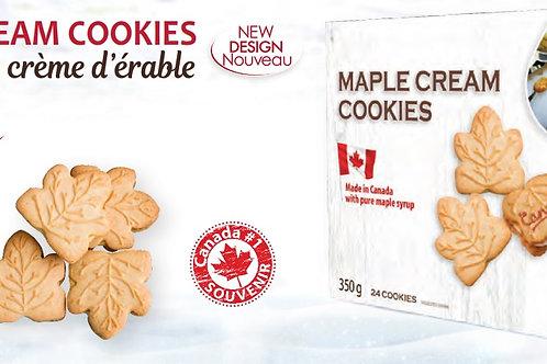 Maple Cookie (Erablor) - 24 pcs