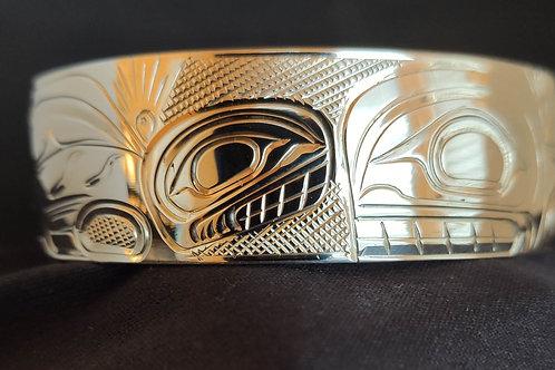 Killer Whale Family Bracelet - 3/4 Inch