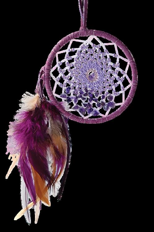 Energy Flow Dream Catcher (Purple)