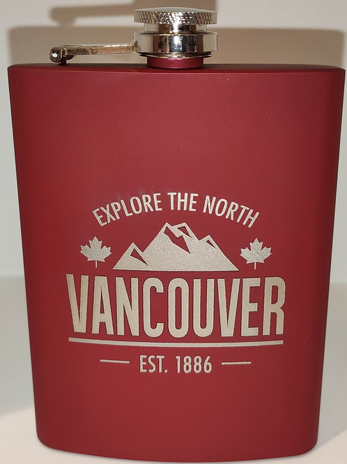 Vancouver Flask