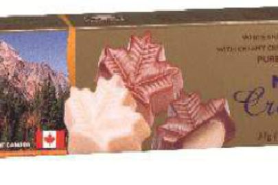 Maple Cream Chocolates (37g)