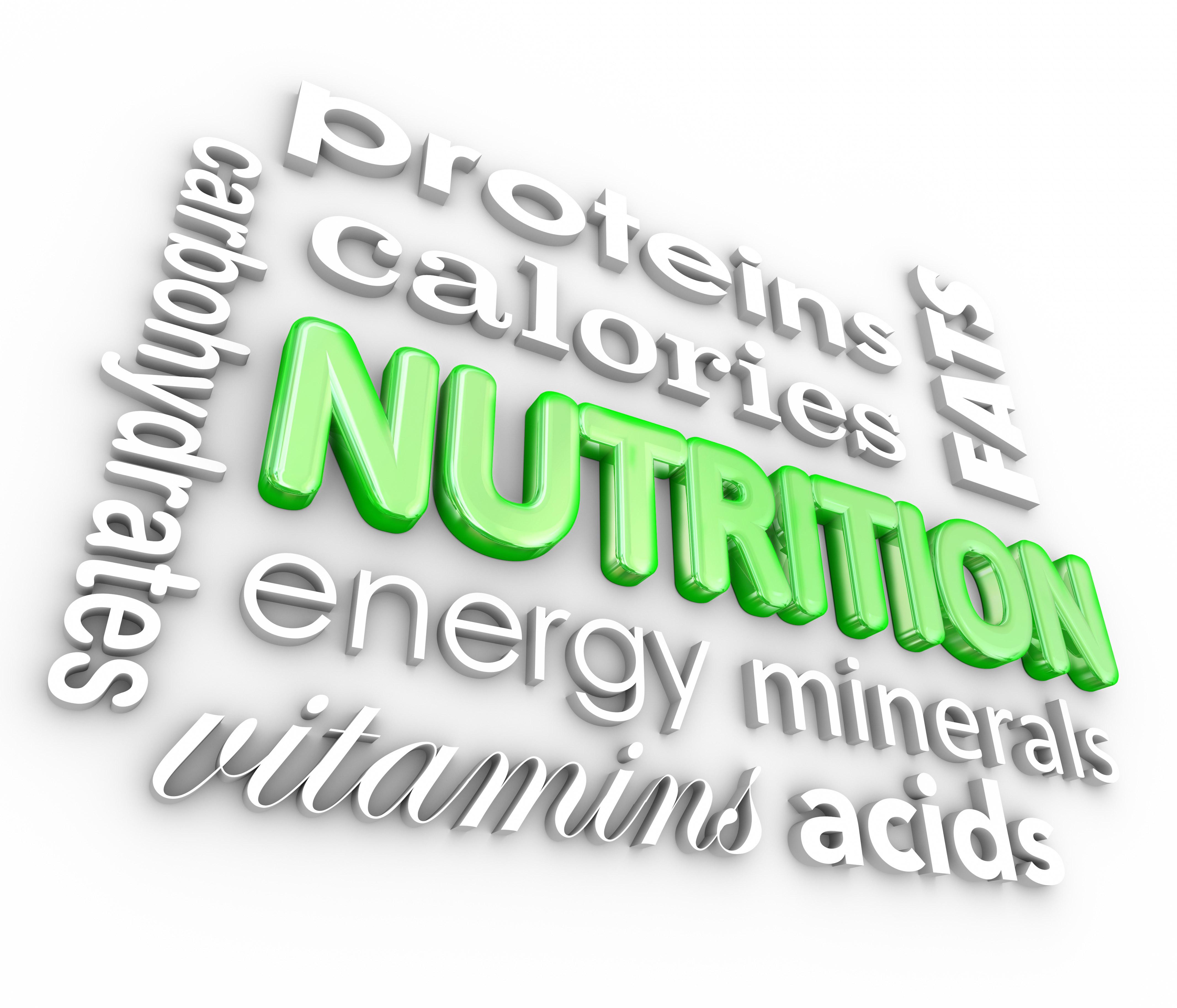 Nutritional Presentation