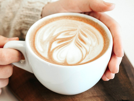 Everything gets better with a cup of coffee. Who won't agree to this?