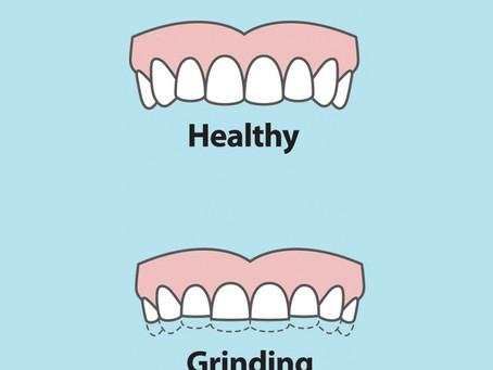 No More Teeth Grinding