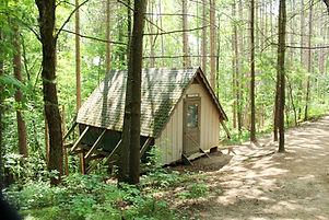 Rustic Camp Site
