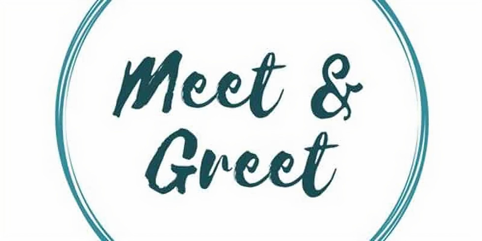 Meet & Greet with Tara!