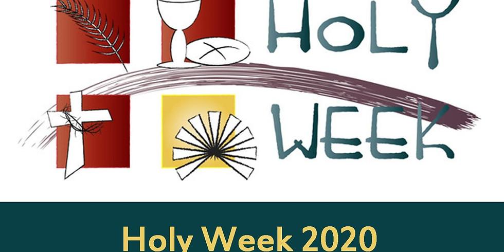 Holy Week 2020