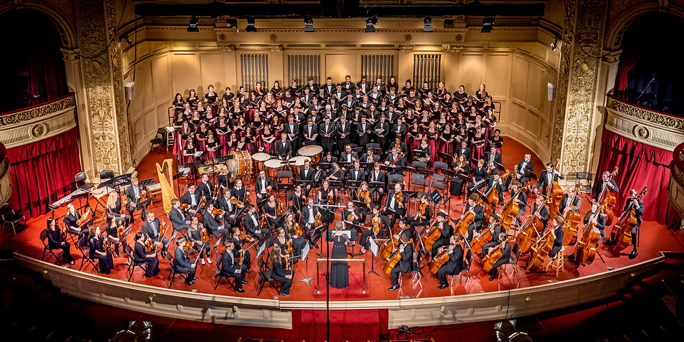 CHORAL CONCERT DUQUESNE UNIVERSITY CHOIRS