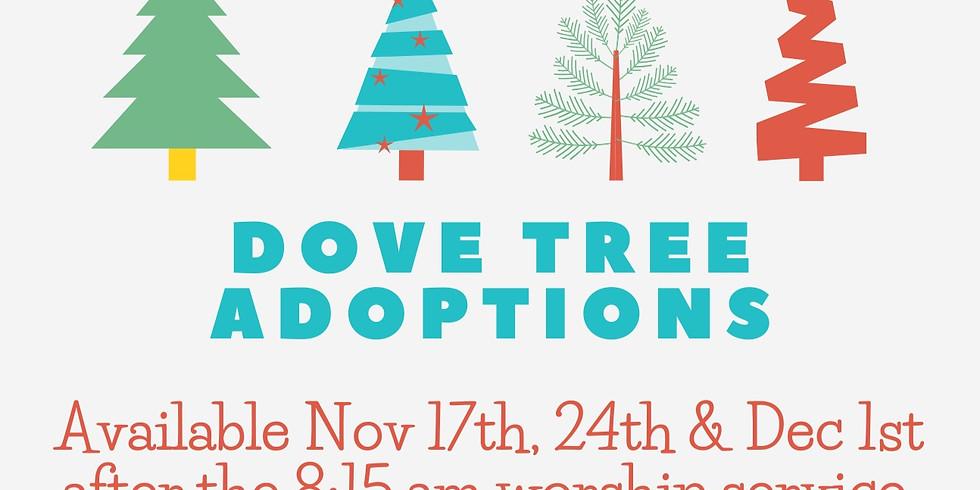 Dove Tree adoptions
