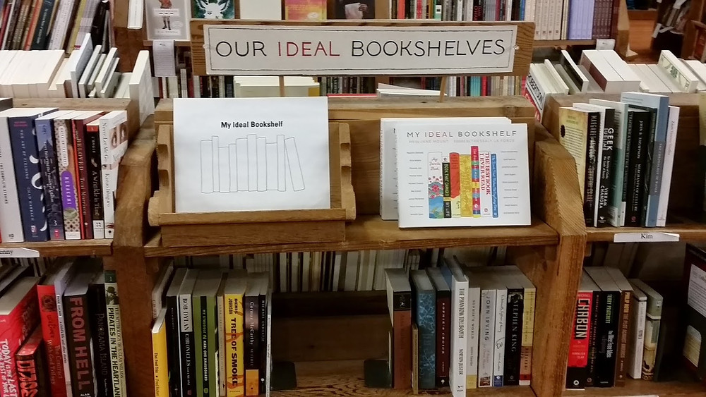 Elliott Bay Book Co Seattle Staff Picks Ideal Bookshelves