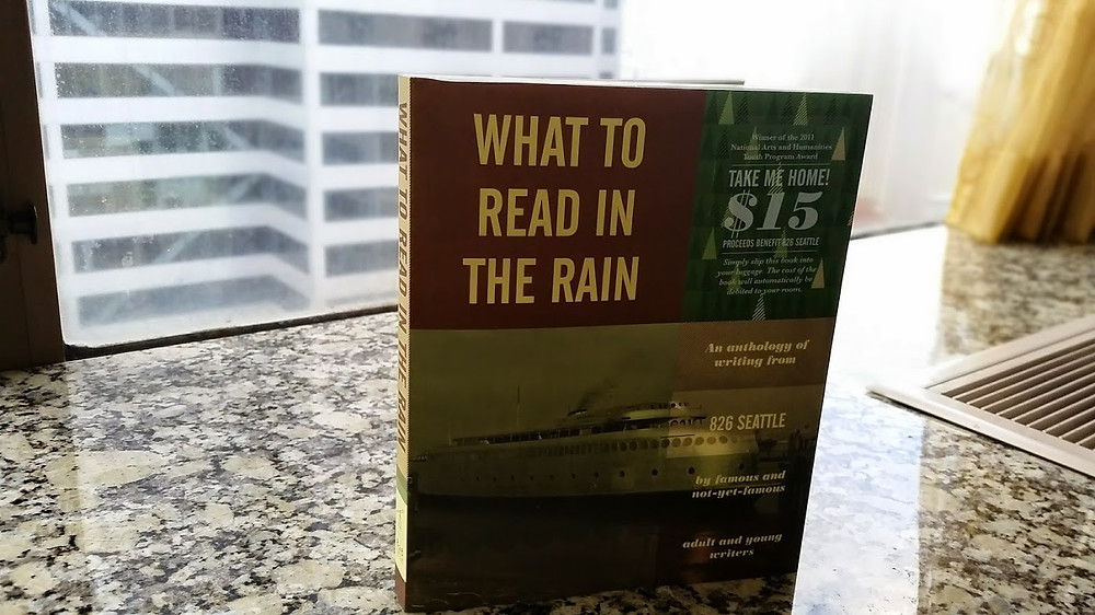 What to Read in the Rain Seattle Writing