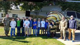 TASMG and Camp Niantic Trip