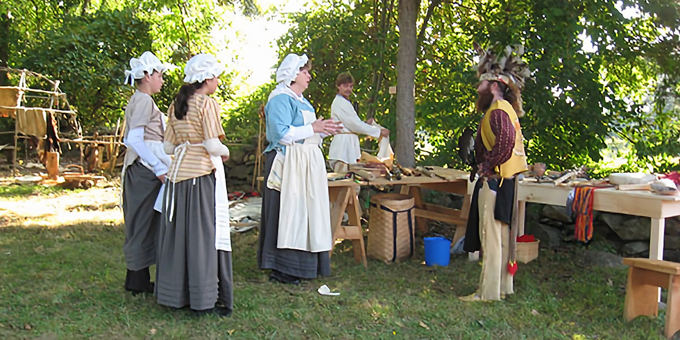 Colonial Days Fundraiser