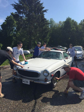 First Annual Car Wash - A Great Success!
