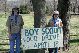 Scouting for Food May 12