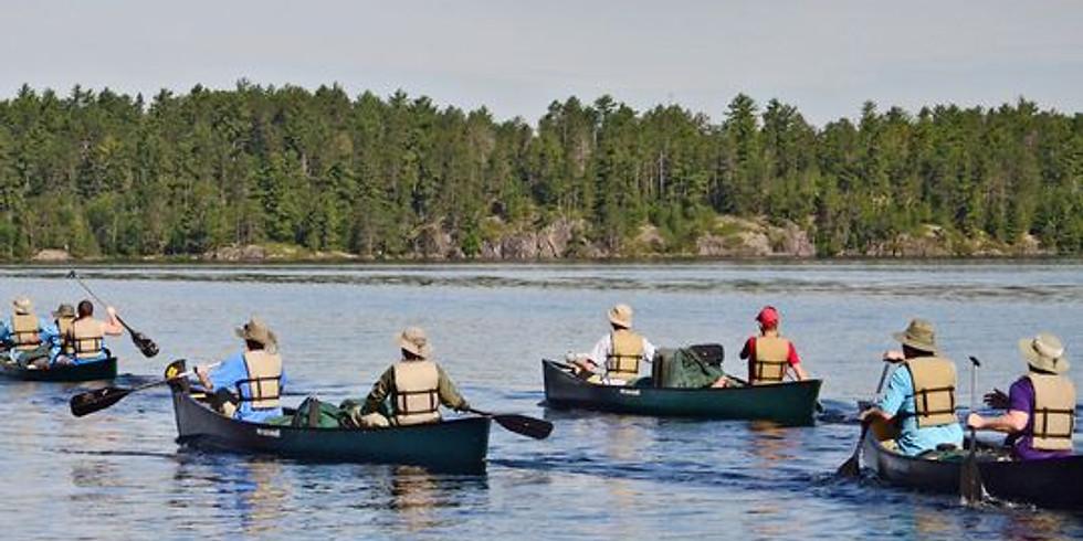 Senior Canoe Trip