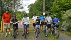 Cycling Merit Badge - First Ride