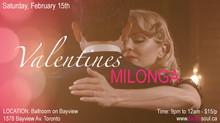 Valentine's Milonga Party Potluck