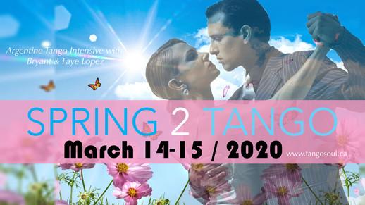 Spring 2 Tango 2020