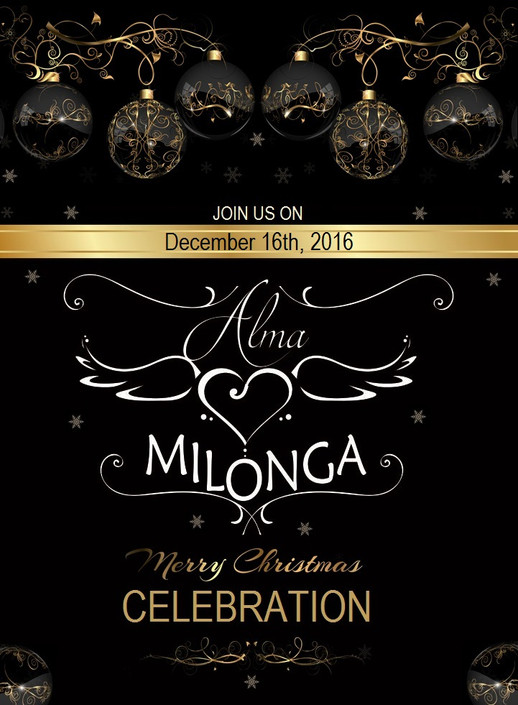Alma Milonga Christmas Dance