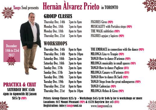 Hernàn Àlvarez Prieto in Toronto