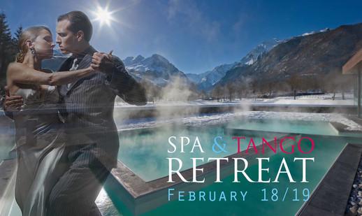 SPA & TANGO Retreat in Bromont Qc