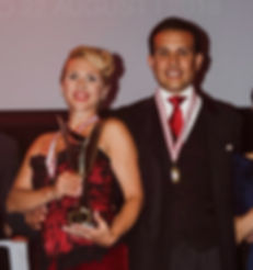 Bryant & Faye champions tango pista 2018 mundial tango canada campeones pista tango salon montreal montréal championnat tango argentin champions