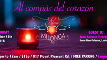 September Milonga