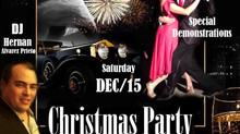Tango Soul Christmas Party