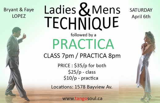 Workshop & Practica - April 6th