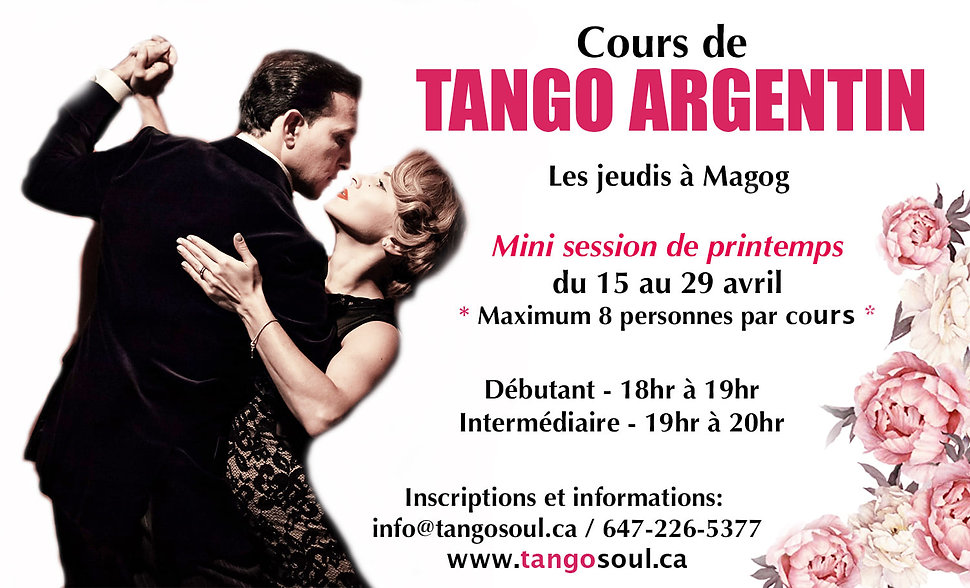 Bryant Faye Tango Magog Session Printemp