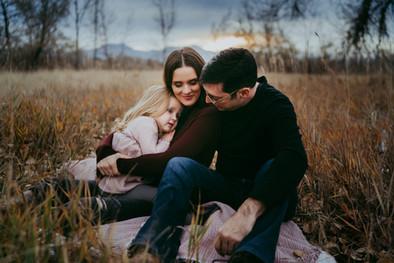 Boulder Colorado family session