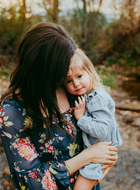 Fall Family Photos - Boulder, Colorado to Jacksonville, Florida
