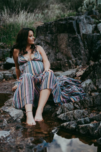 Maternity Session Arizona