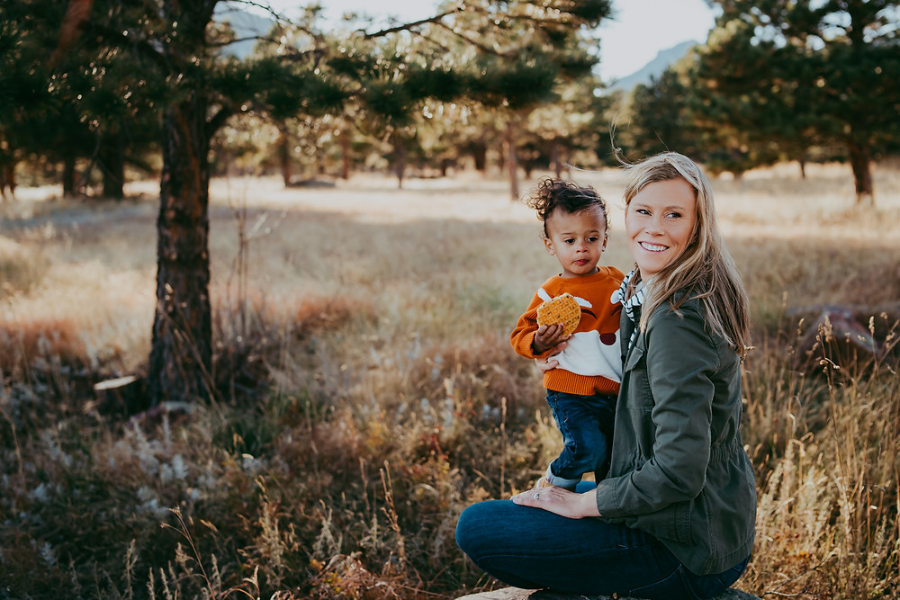 Colorado family photos  | Sara L Price Photography | fall session Boulder