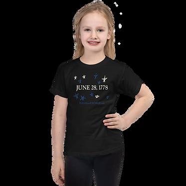Unisex kids t-shirt-1778