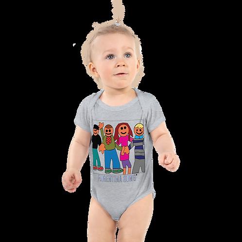 MyKids Friends Infant Bodysuit