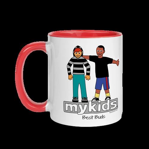 MyKids Best Buds Mug with Color Inside
