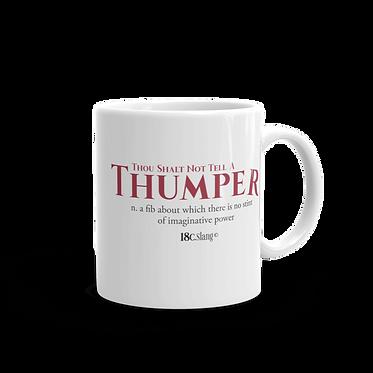 Thumper One Mug